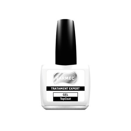 Farmec Tratament Expert - Gel Topcoat 11 ml 5943000103553